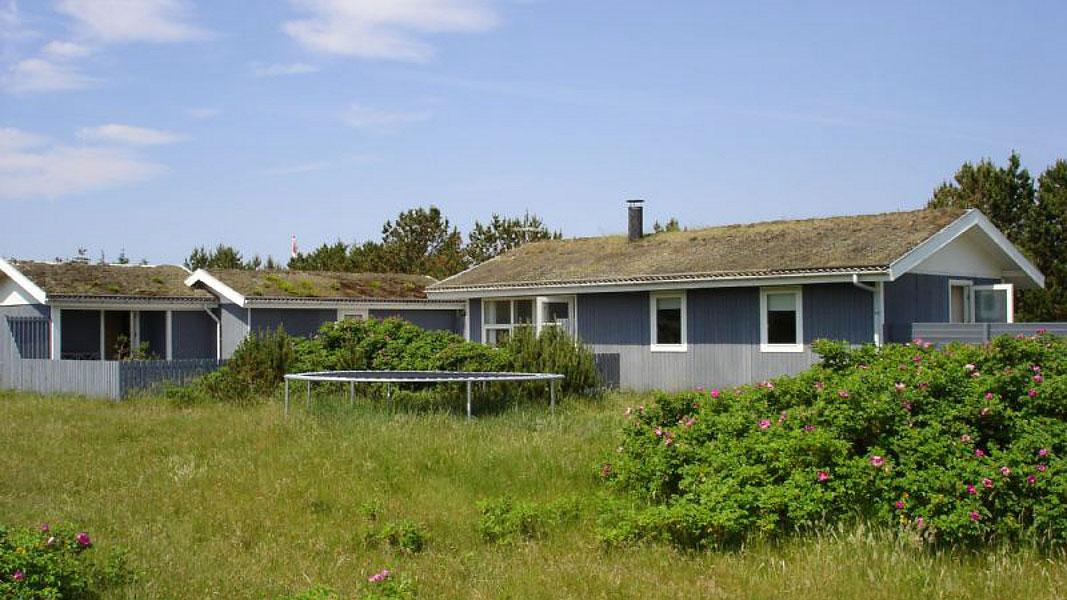 Hus Kirkeby außen