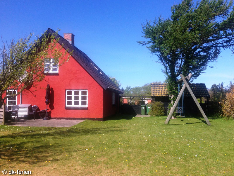Slette Hus außen