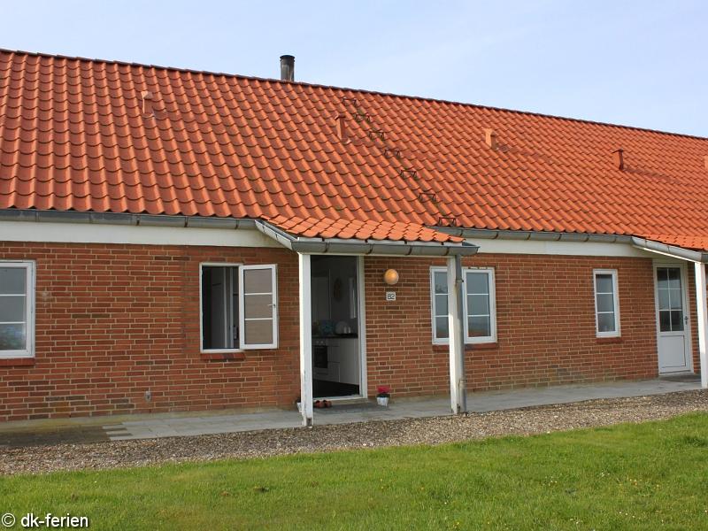 Bovbjerg Hus außen