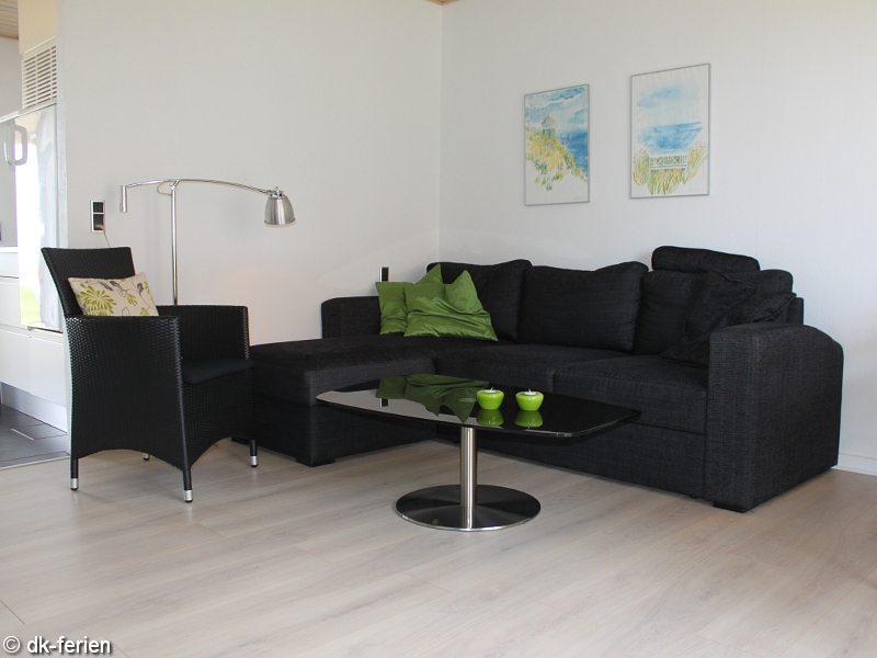 Bovbjerg Hus innen