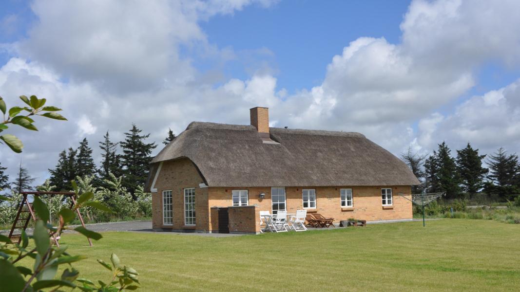 Dommersø Hus außen