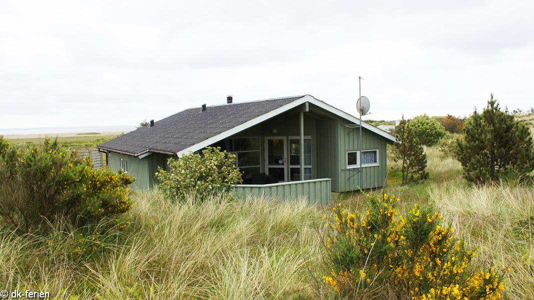 Holms Sommerhus außen