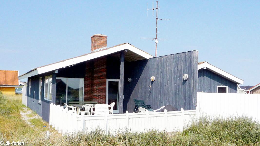 Hus Baunebjerg außen