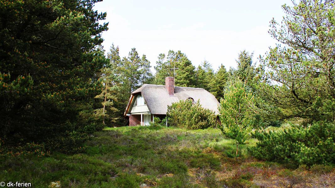 Lisbeths Familiehus außen