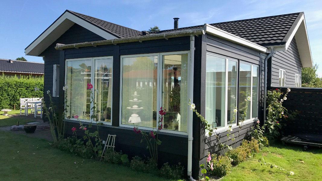 Hvidbjerg Hyggehus außen
