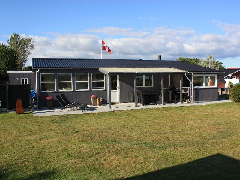 Strandhus Jørgensen außen