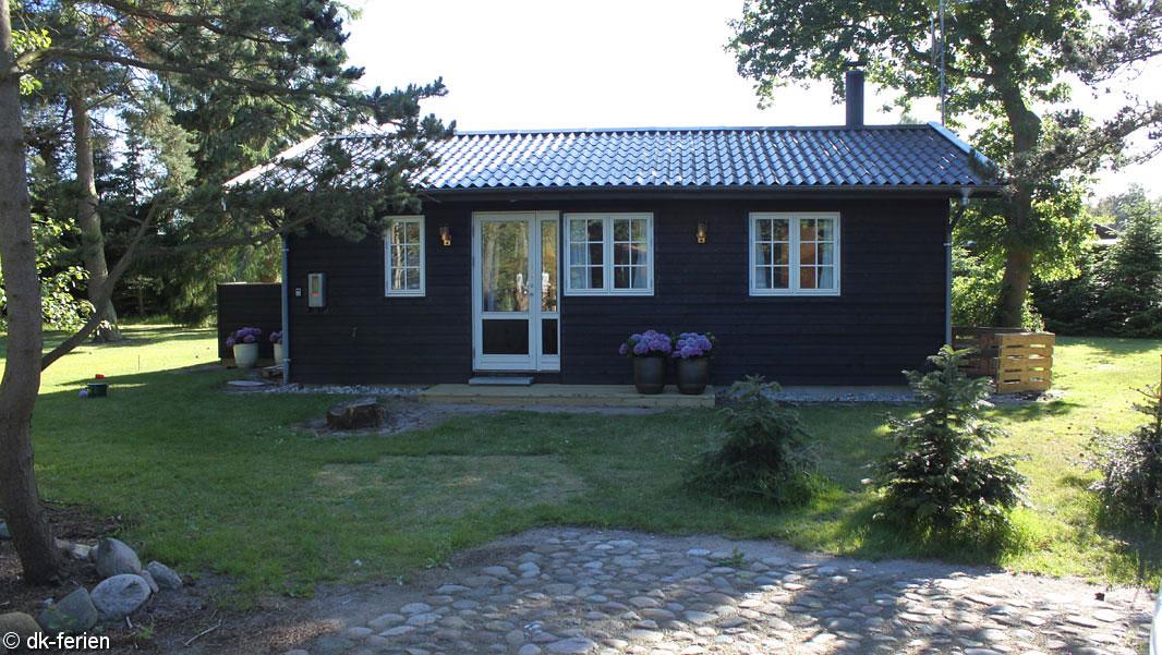 Mørkgaards Sommerhus außen