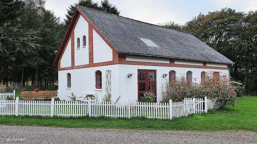 Hus Rubjerg Knude außen