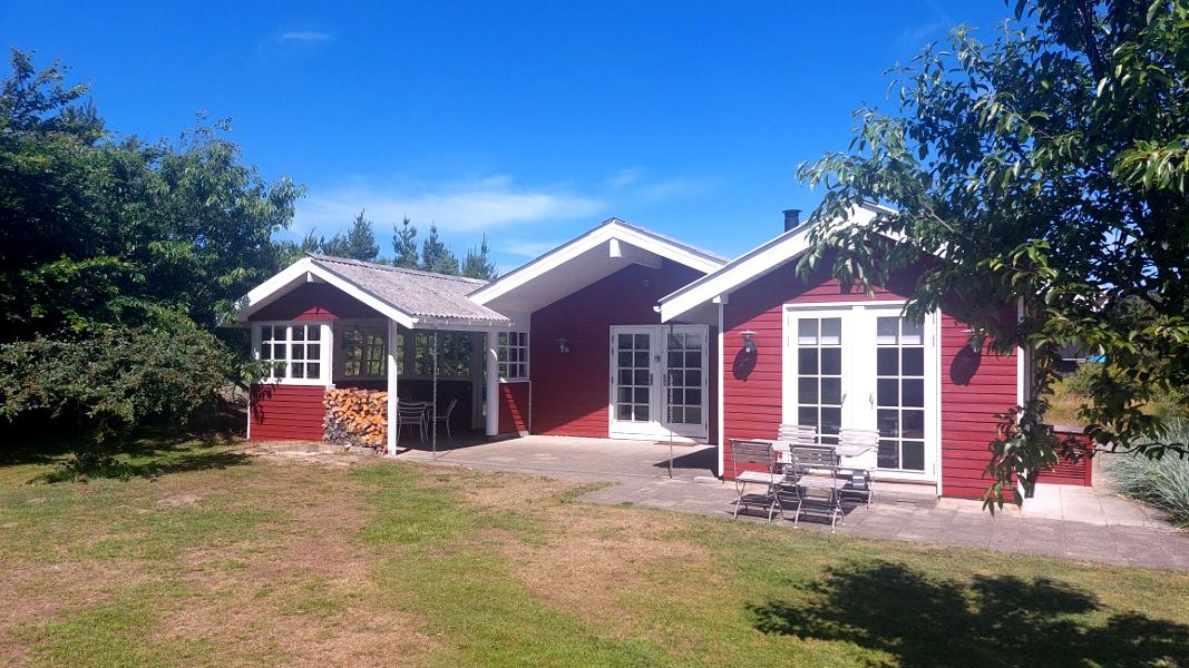 Henriks Hus außen