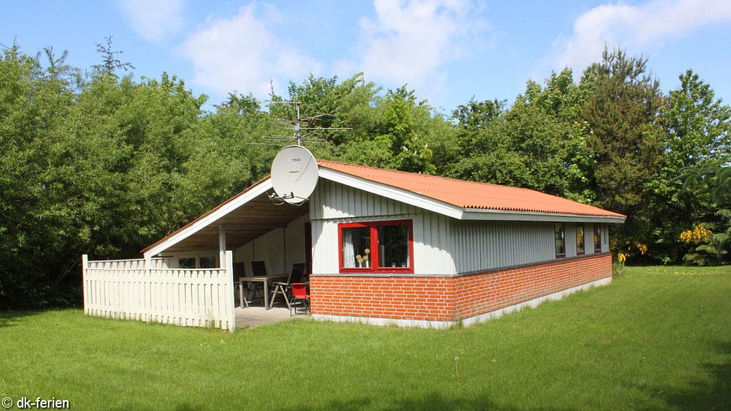 Fjerritslev Hus außen