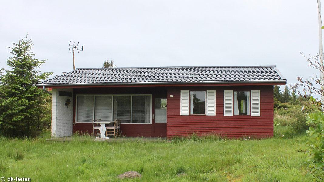 Østers Sommerhus außen