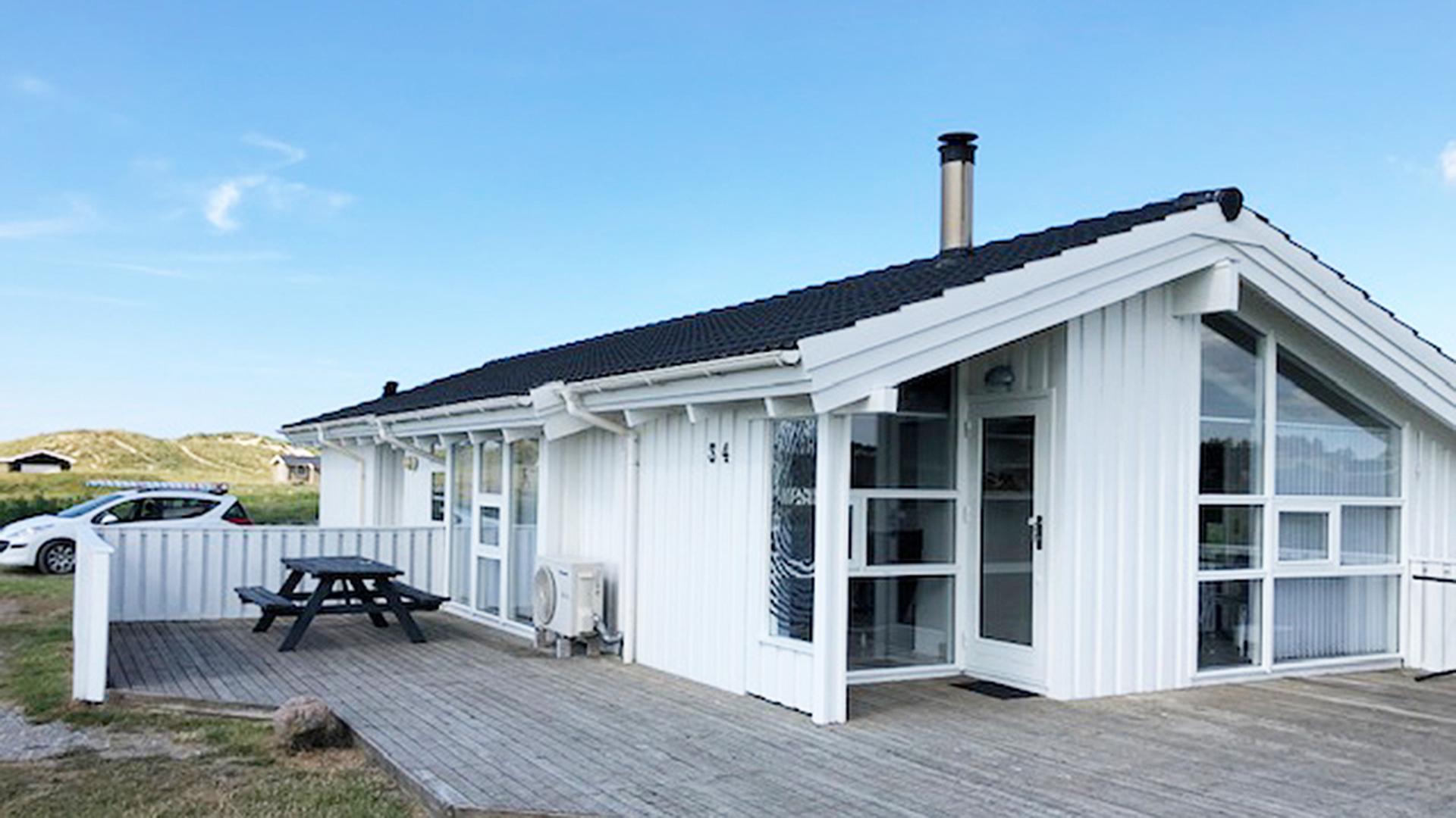 Nørlev Poolhus außen