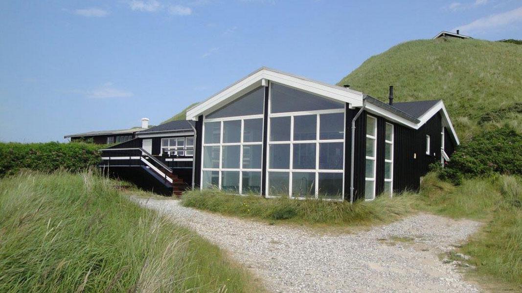 Ørnegaard Hus außen