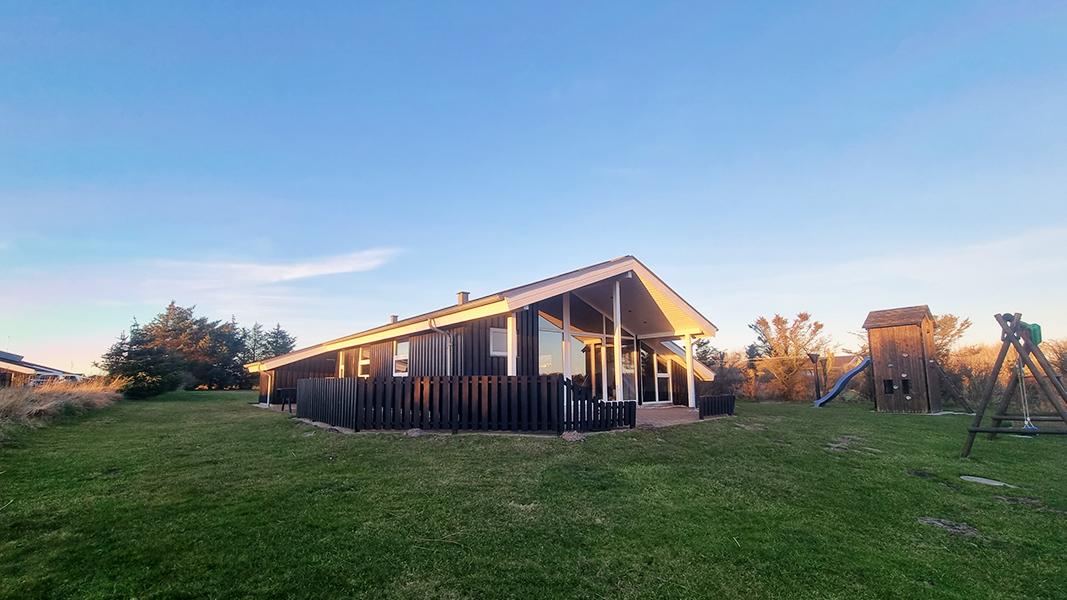 Höjlandet Hus außen