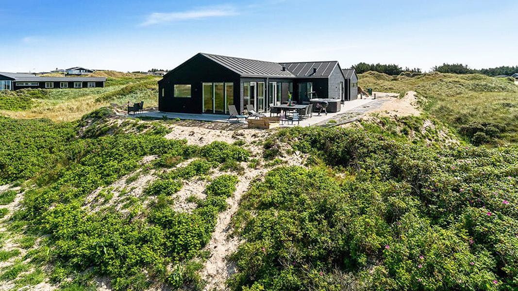 Grønhøj Spahus außen