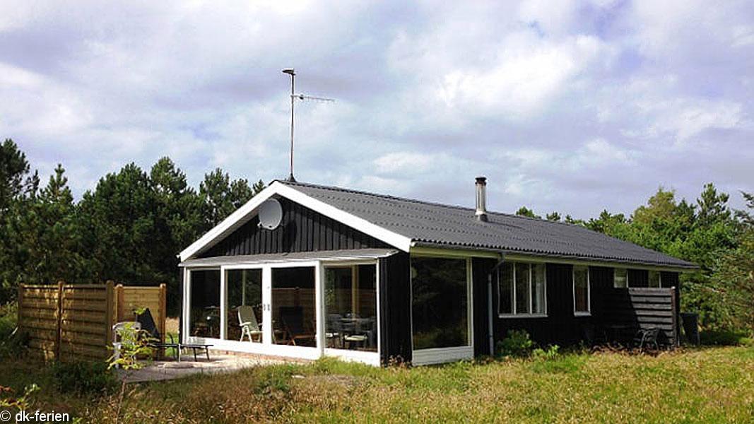 Vestervig Sommerhus außen