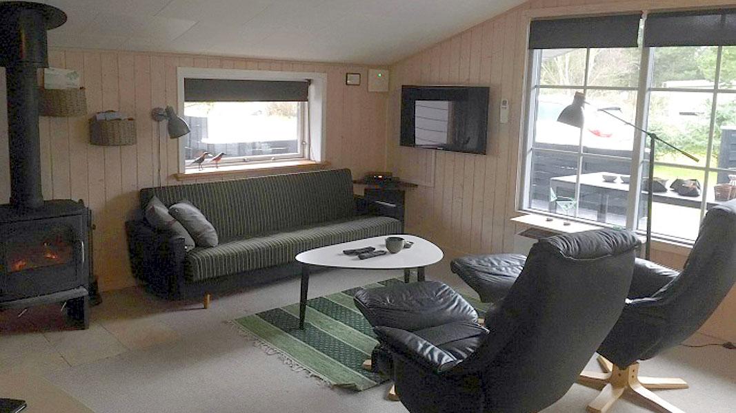 Limfjord Sommerhus innen