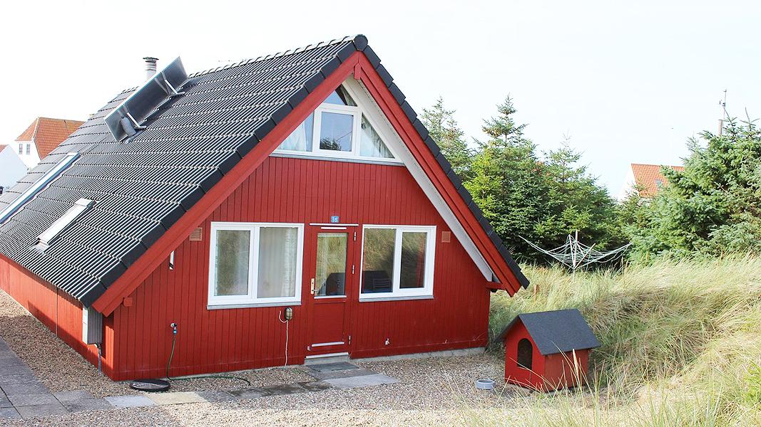 Hus Ærenpris außen