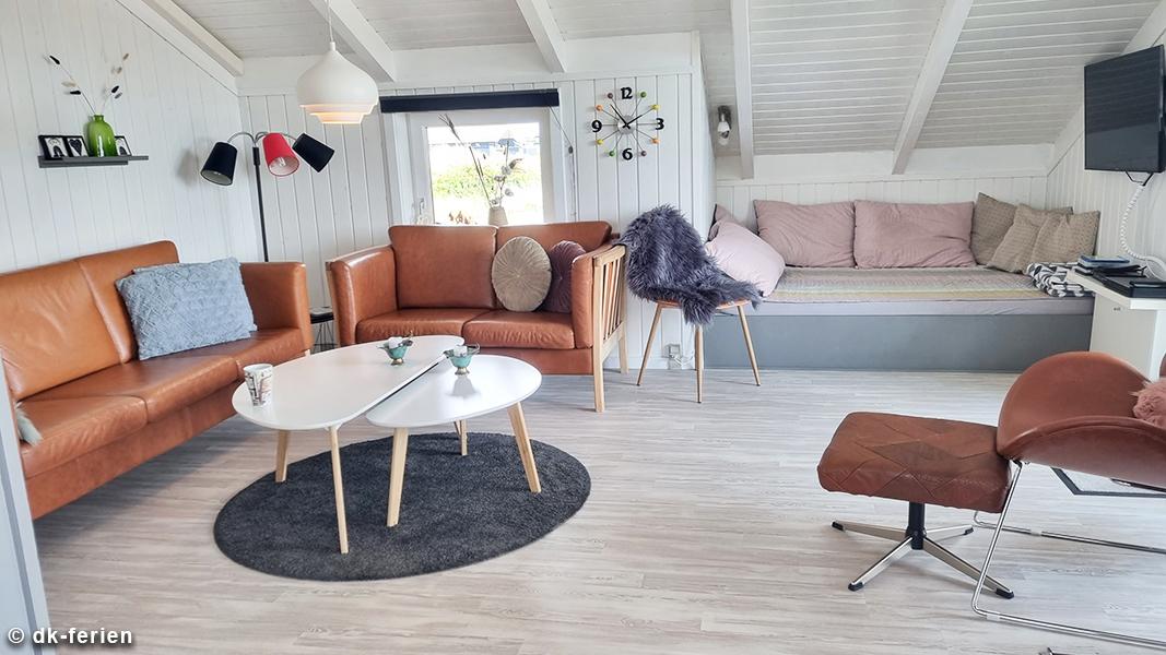 Sommerhus Bjerregård innen