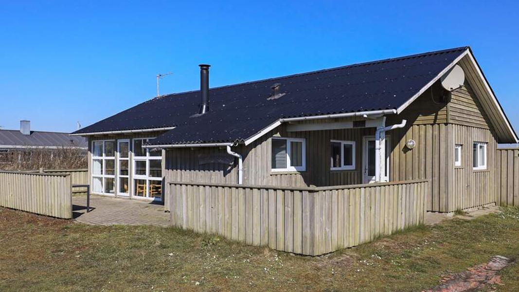 Søndervig Hyggehus außen