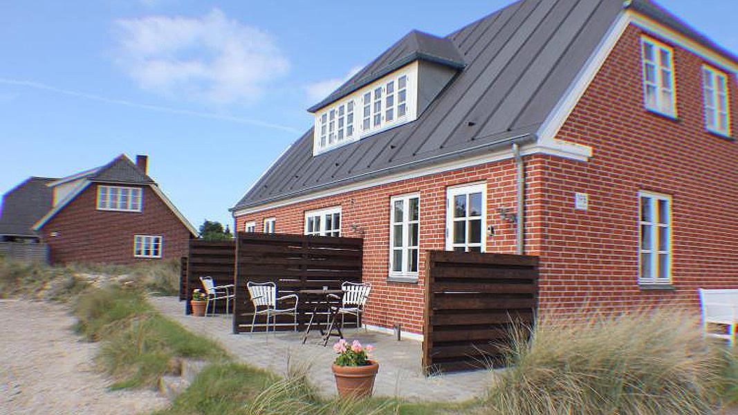 Enebær Sommerhus außen
