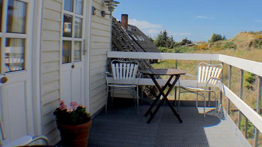 Klitrose Sommerhus außen