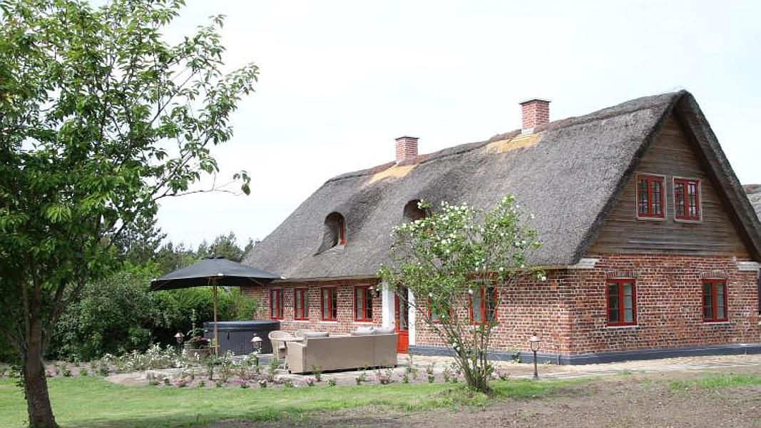 Hus Blåbjerggård außen
