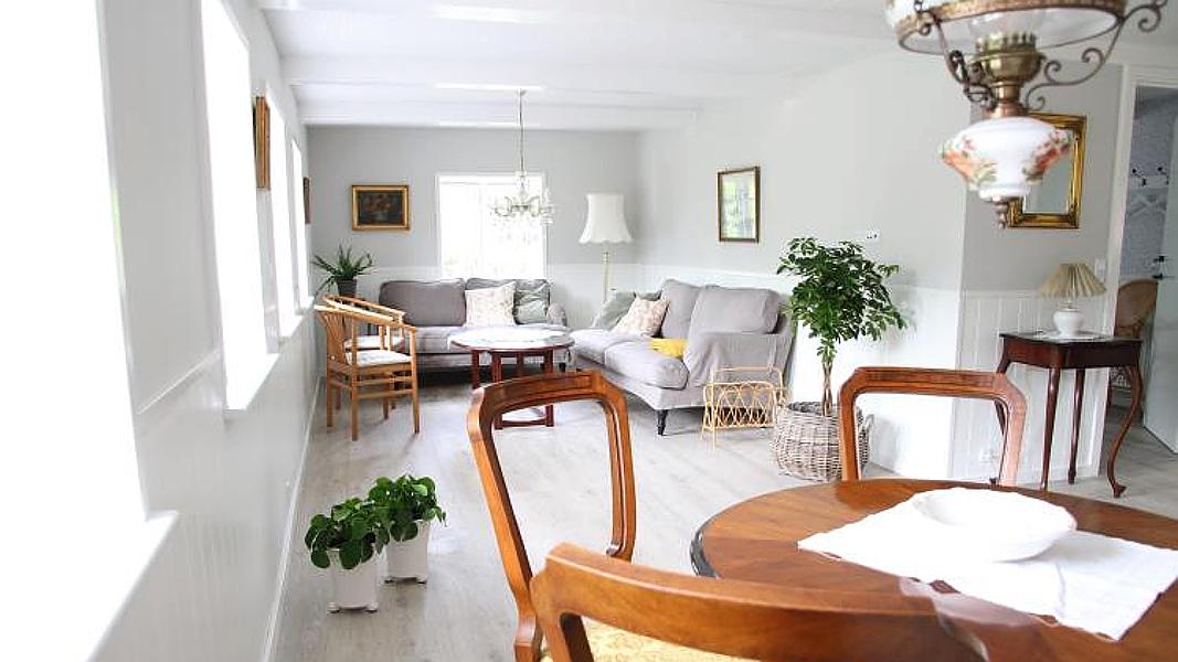Hus Blåbjerggård innen