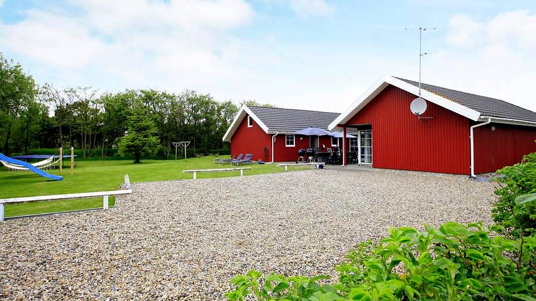 Stribsø Poolhus außen