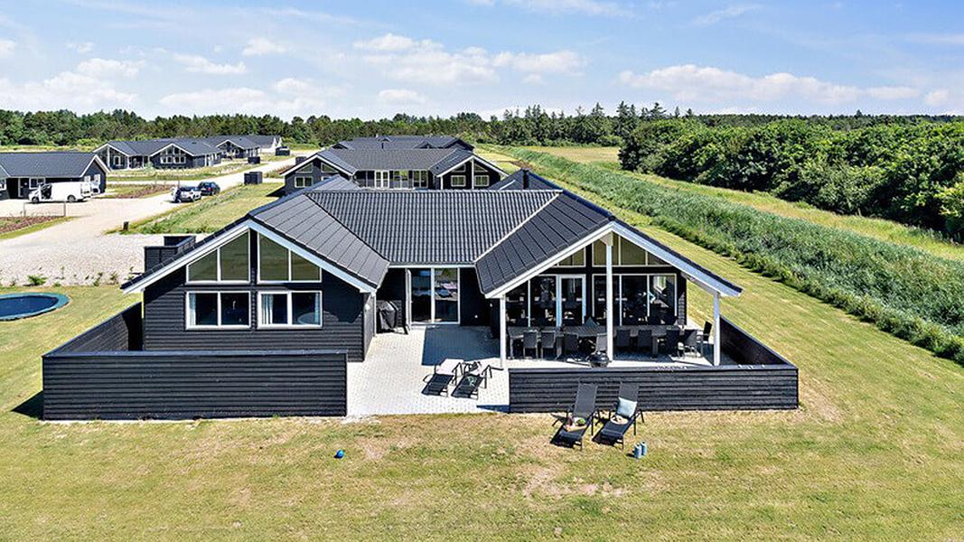 Landsø Aktivhus außen