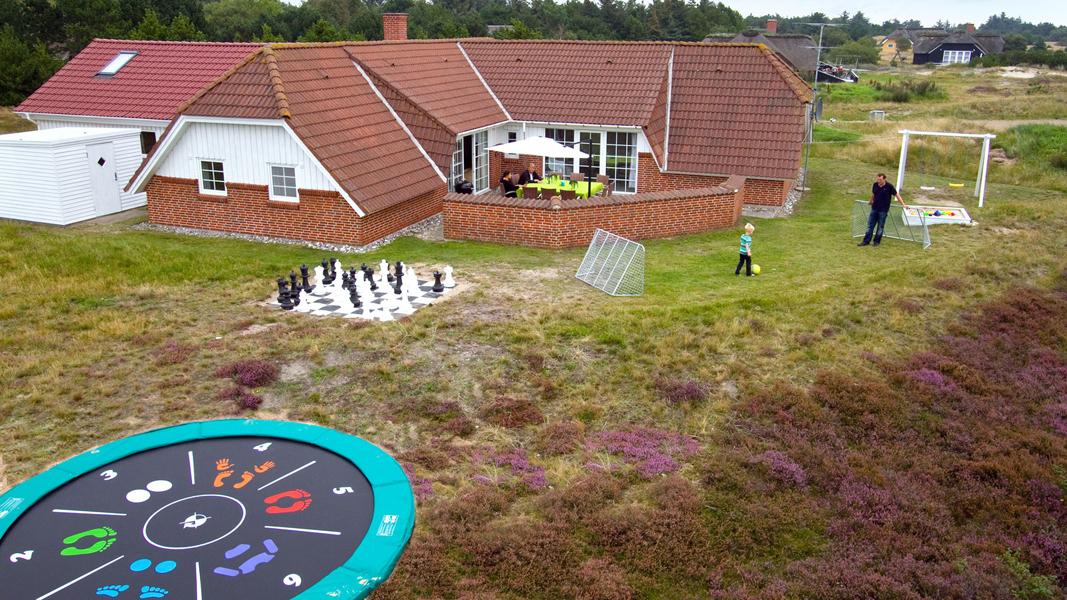 Fanø Poolhus außen