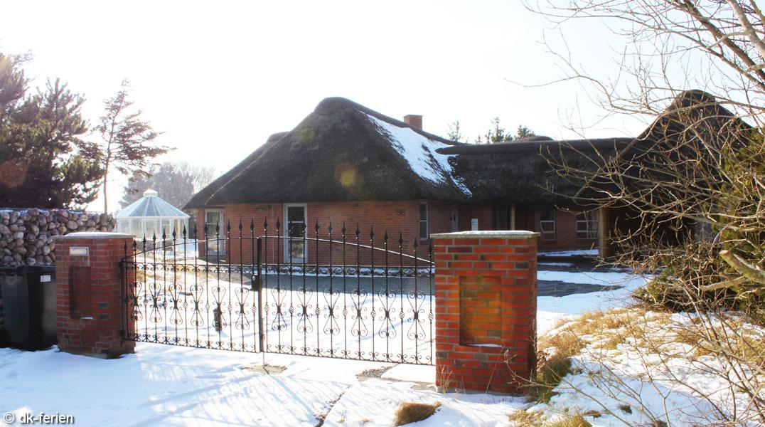 Hus Hattesvej außen
