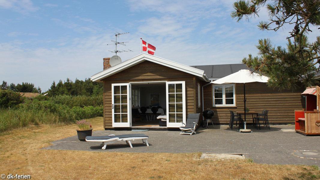 Tranebærhus außen