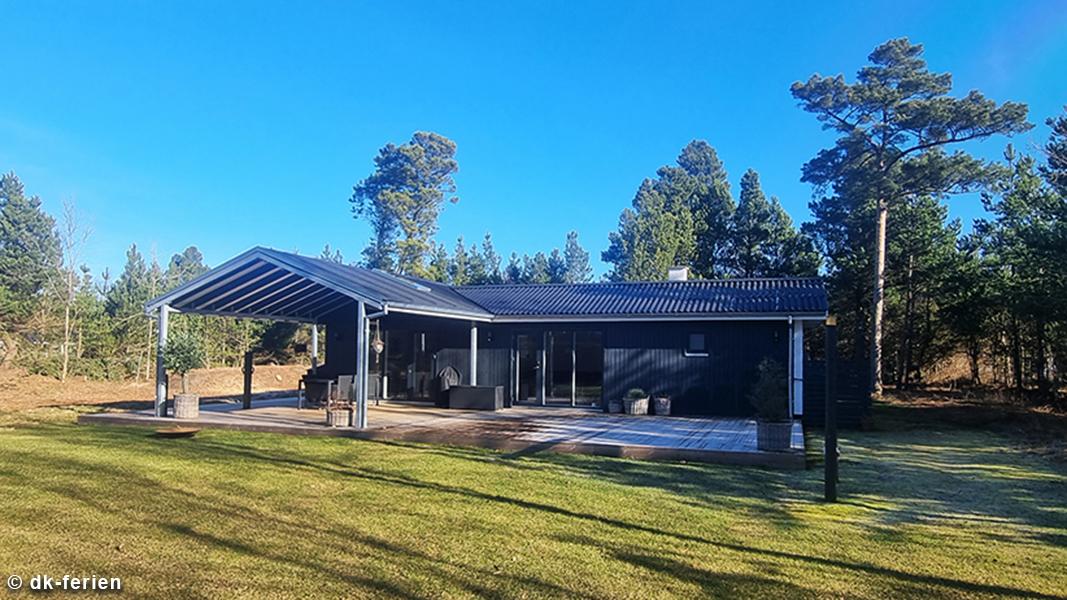 Annes Sommerhus außen