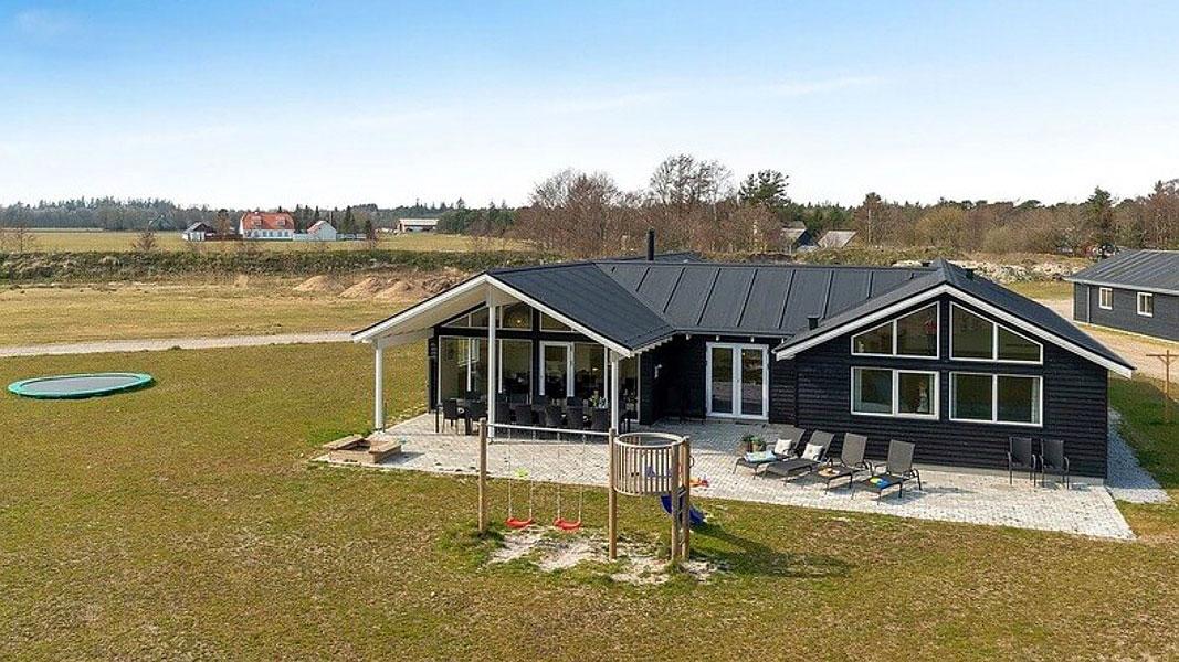 Ålbæk Poolhus außen