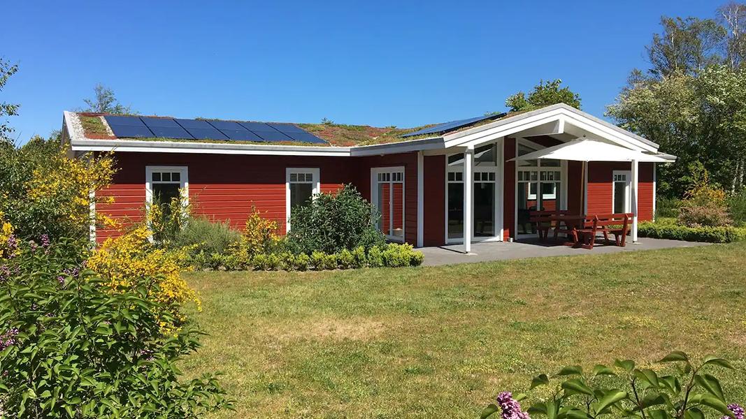 Sommerhus Samsø außen