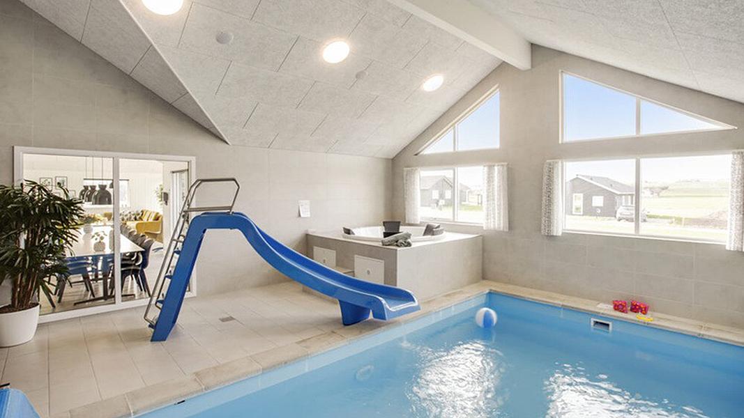 Samsø Poolhus innen