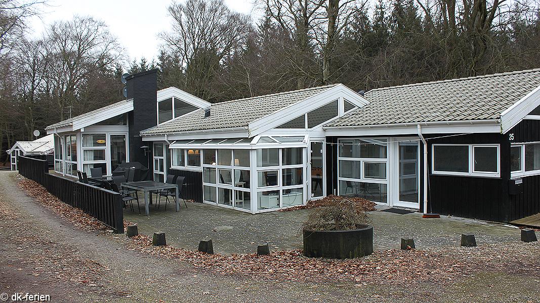 Bøsholm Poolhus außen