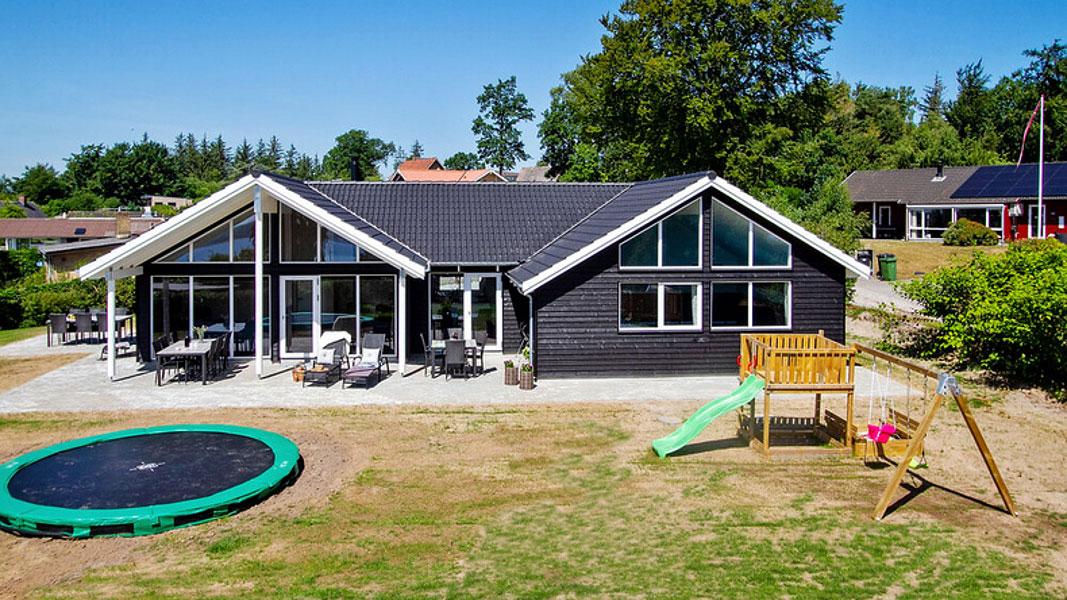 Hvidbjerg Poolhus außen