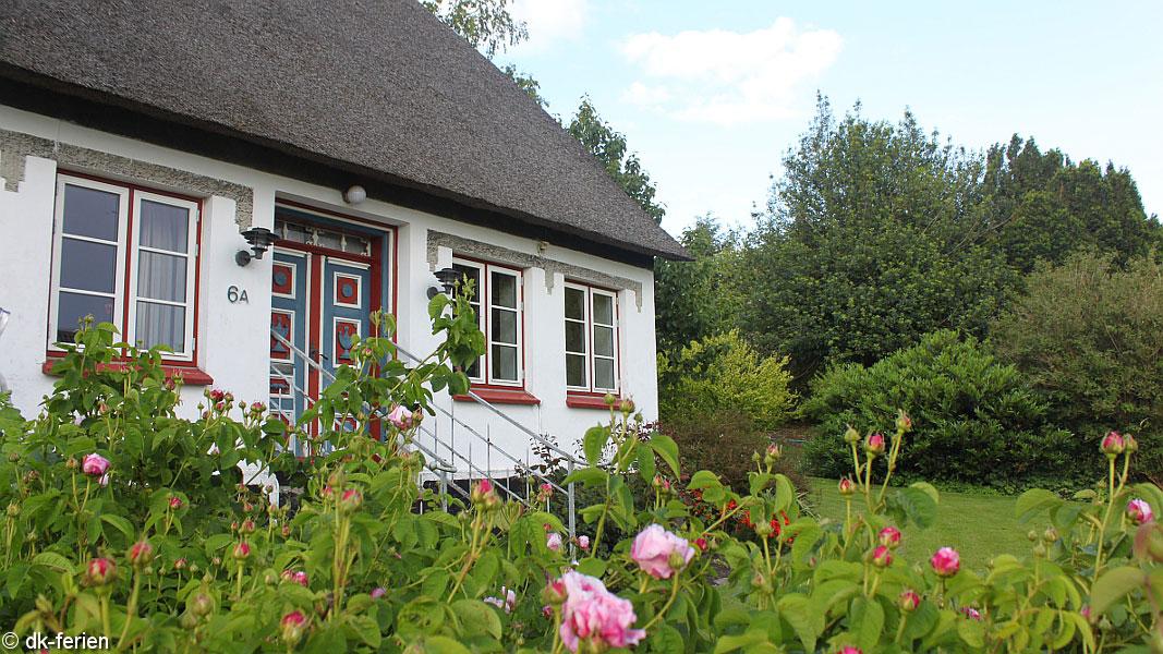 Hus Gammeldags außen