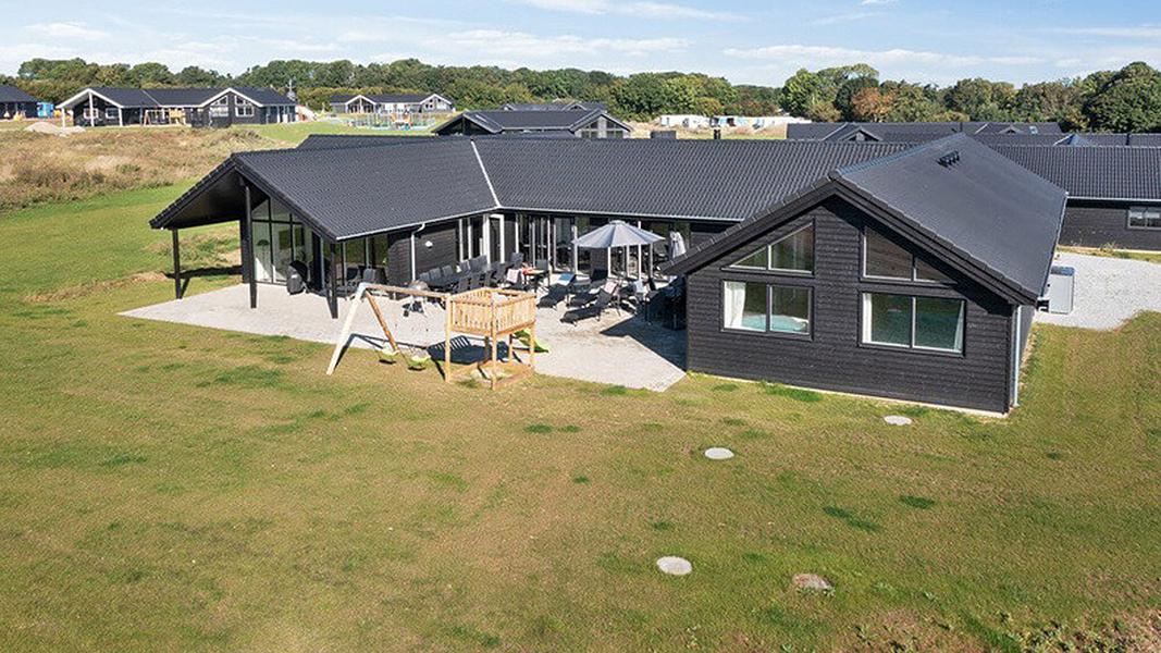 Fiskerløkken Poolhus außen