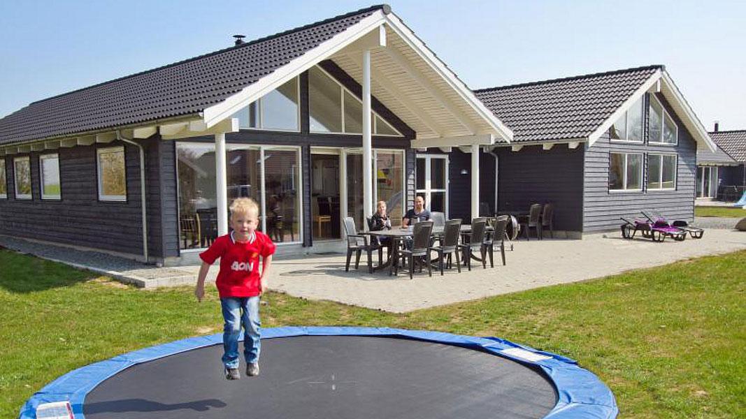 Solbjerg Aktivhus außen