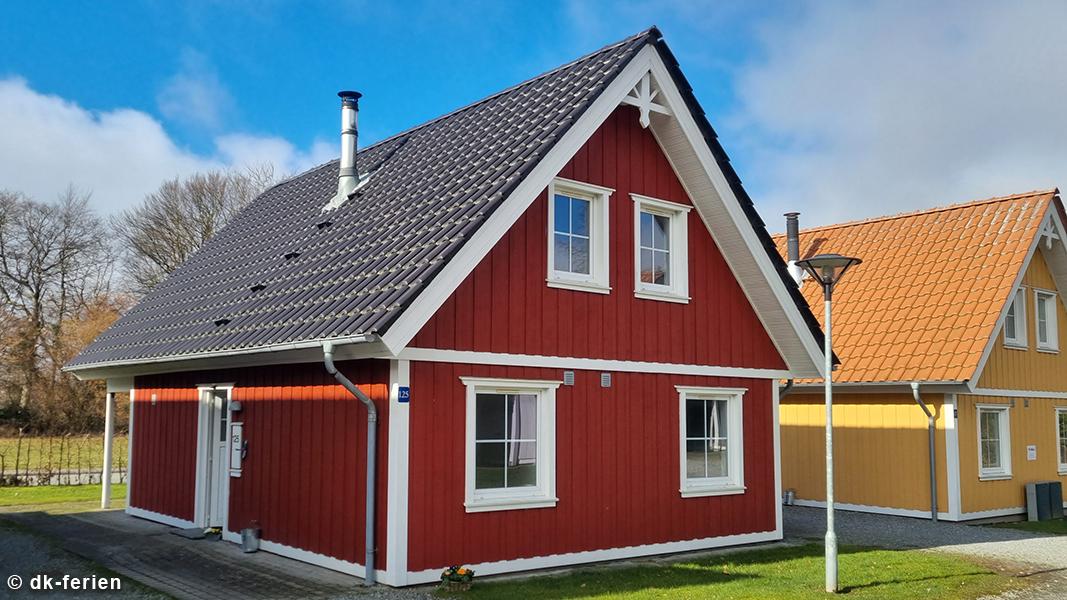 Fiskenæs Hyggehus außen