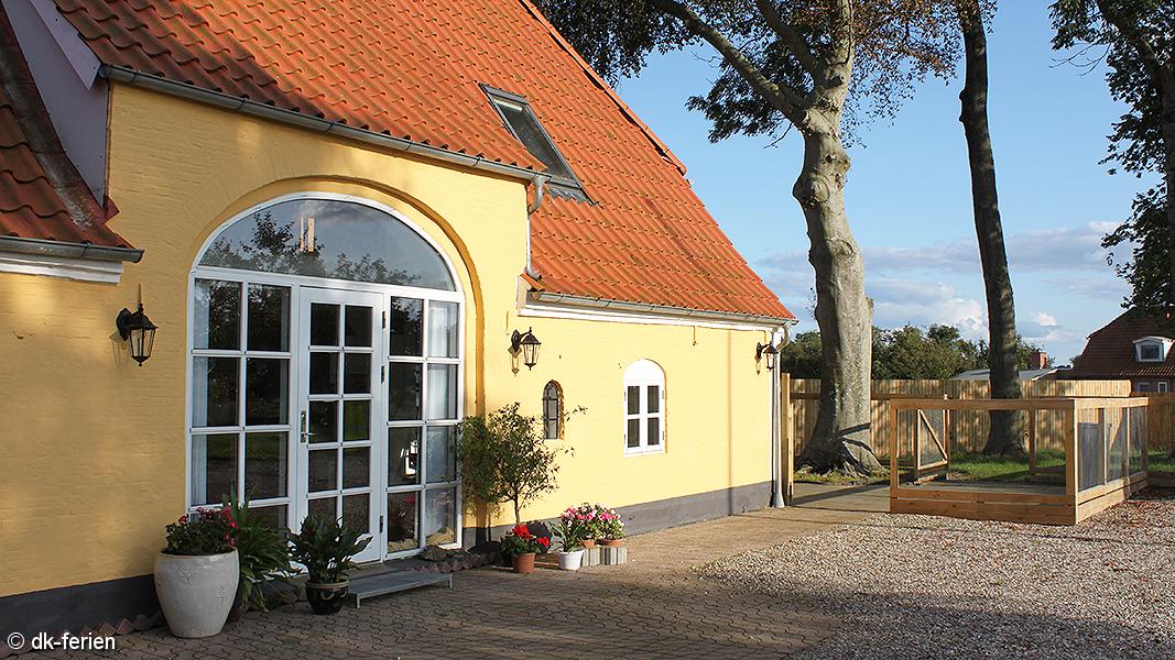 Hus Ørby außen