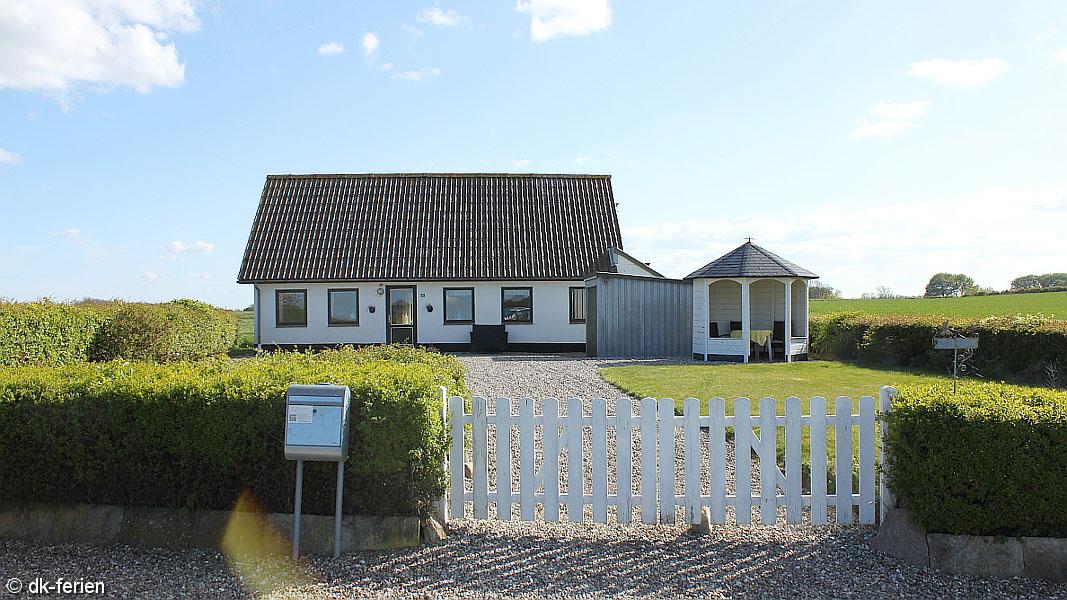 Bondegård Hus außen