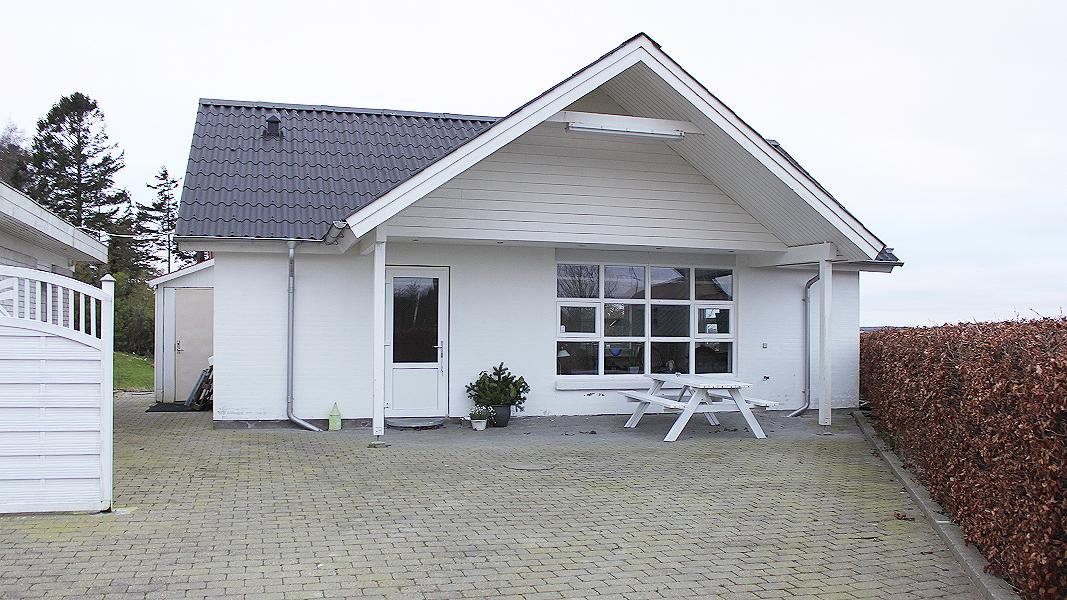 Hus Båringfisk außen