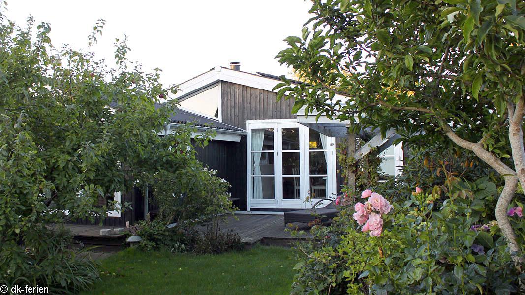 Hus Hasmark Dejligst außen