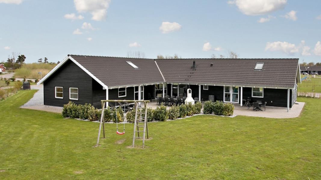 Brombær Aktivhus außen