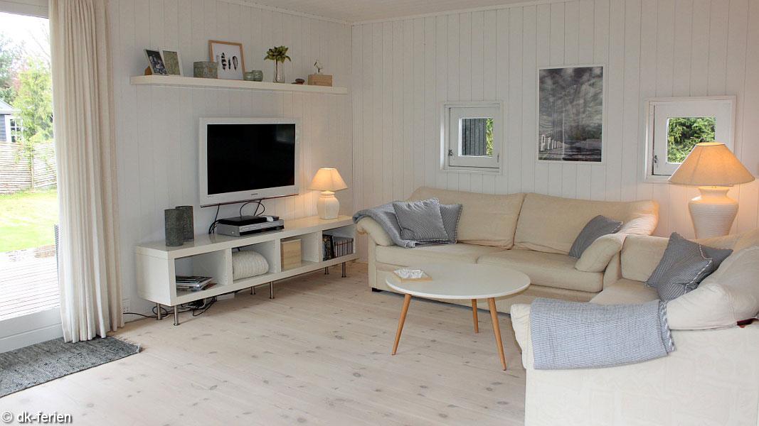 Hornbæk Sommerhus innen