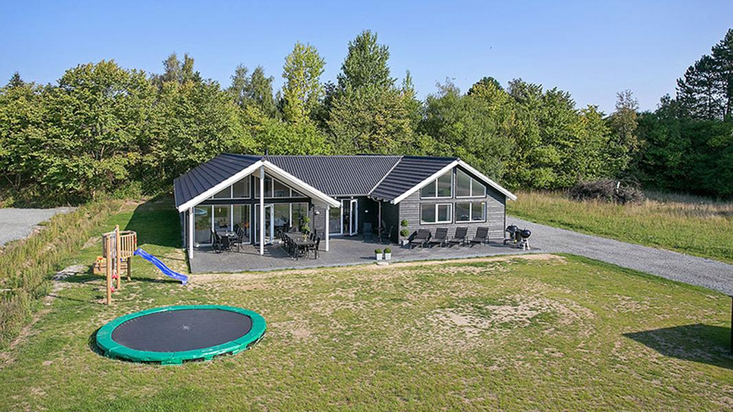 Højbro Poolhus außen